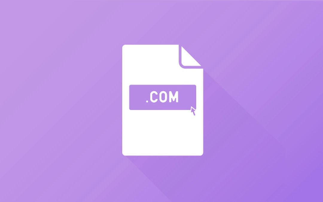 Are You Hurting Your Website By Not Using a .com Domain?