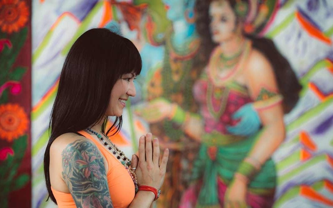 Weekend of Ashtanga with Jade Skinner  – December 9th and 10th
